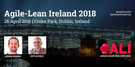 ALI2018 – Agile Lean Ireland Conference 2018